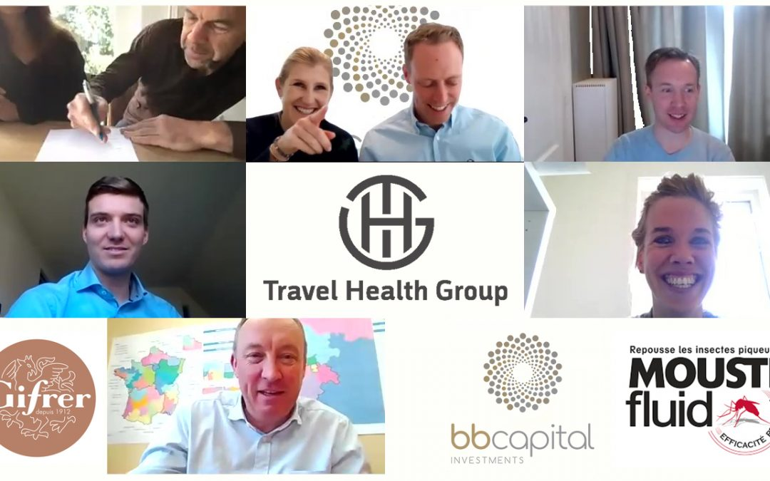 Travel Health Group neemt anti-muggenmerk Moustifluid over