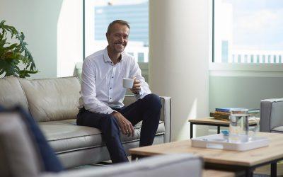 """""""Private equity gaat voor mij ook om het helpen van andere ondernemers met een ambitie"""""""
