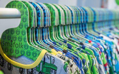 Textiel Innovatie Fonds neemt belang in duurzame kledinghanger